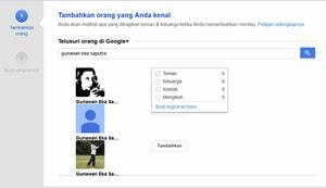 Trik Mudah Membuat Akun Google Plus