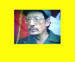 Comandante Marcial ! FPLFM GPP-GPL El Salvador Nuestras Montañas son las Masas