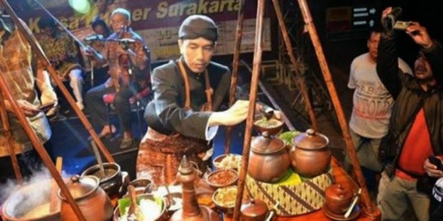 Gudeg Lies Rosmiyati ada di hati Jokowi