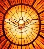 ESPIRITU SANTO, Consolador Eterno, gracias por estar en medio de nosotros.