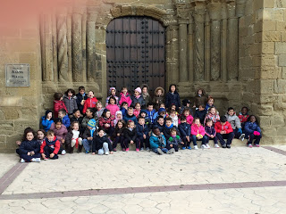 Visitamos el casco antiguo