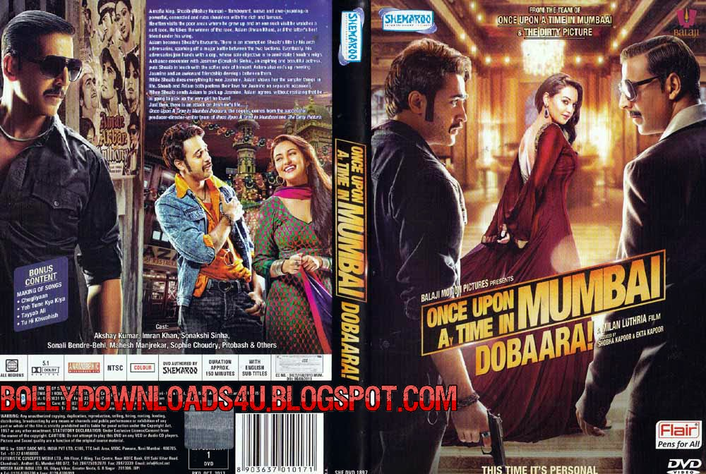Once Upon a Time in Mumbai Movie HD Download
