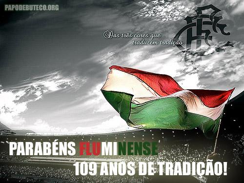 Fluminense 109 anos