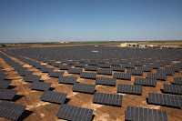 World's largest hybrid solar panels power plant built in Italy