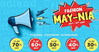(Last Day) Fashion May-nia at Snapdeal 29th May To 31th May