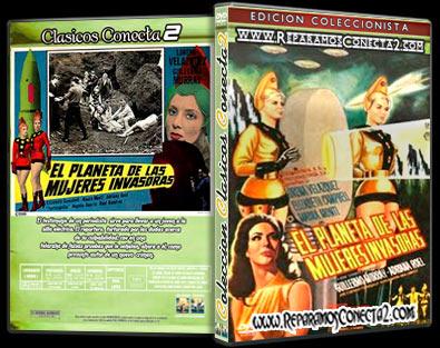 El Planeta de las Mujeres Invasoras [1966] Descargar cine clasico y Online V.O.S.E, Español Megaupload y Megavideo 1 Link