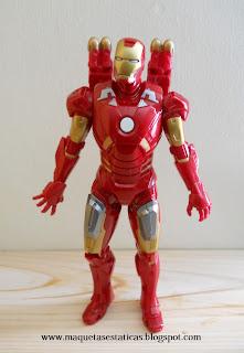 Iron Man lanzamisiles