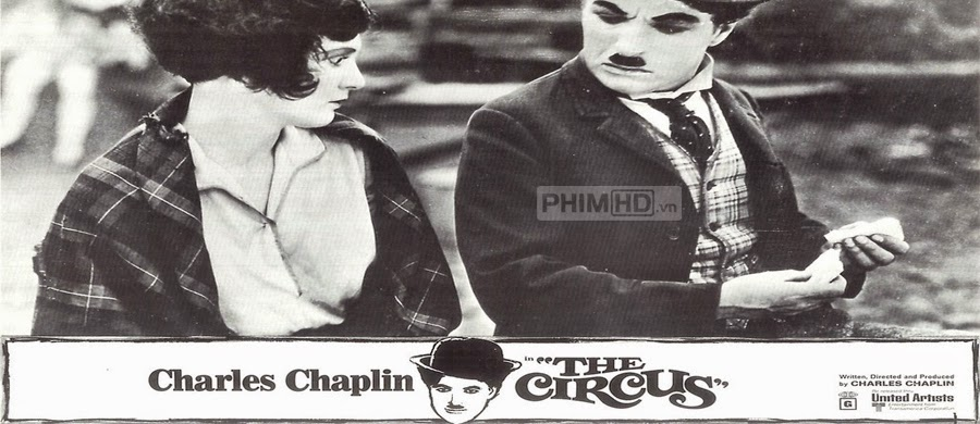Phim Rạp Xiếc VietSub HD | The Circus 1928