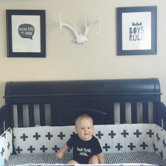 When Should A Baby Go Into Her Own Room