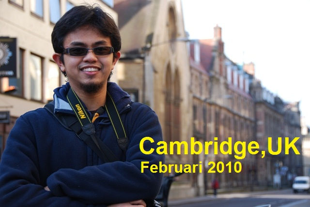 Cambridge, UNITED KINGDOM