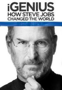 Filme Poster iGenius - Como Steve Jobs Mudou o Mundo XviD & RMVB Legendado