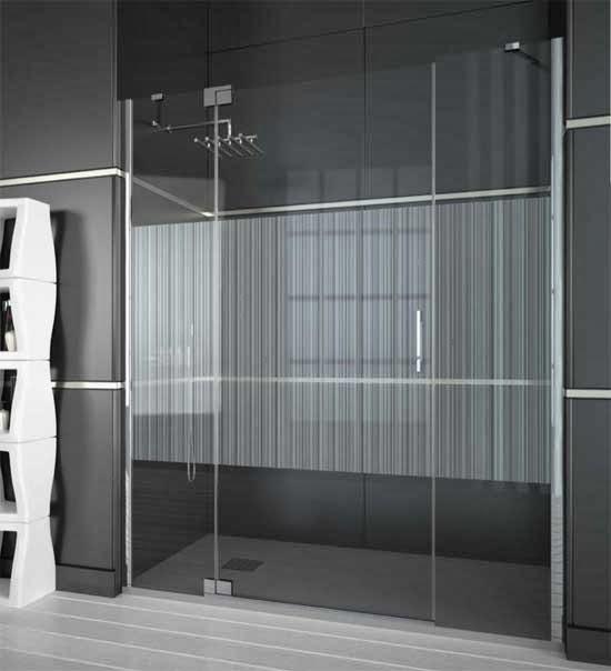 Mamparas Para Baño Acero Inoxidable: Mamparas de baño de aluminio o acero inoxidable, panel acrílico o