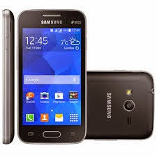 Samsung Galaxy J1 - 4 GB, Putih