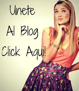 !Unete Al Blog¡