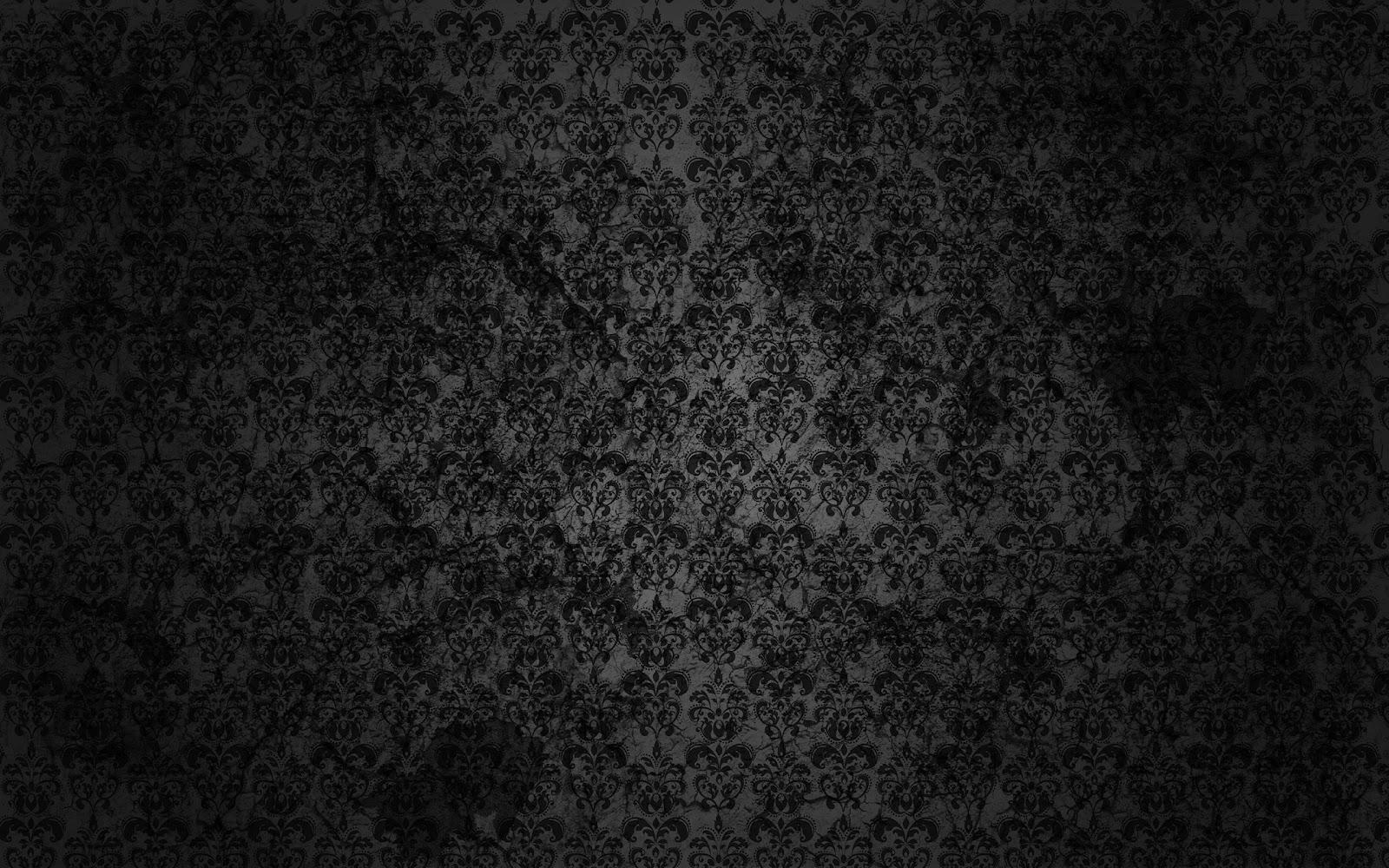 Black Floral Grunge   Full HD Desktop Wallpapers 1080p