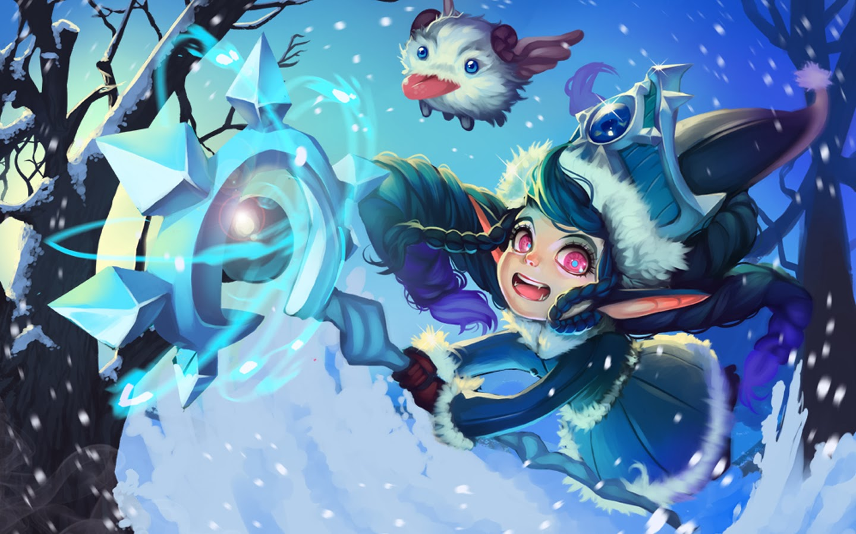 Lulu - League of Legends Wallpapers