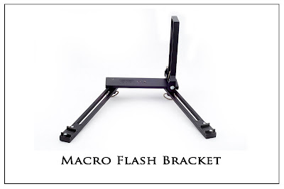 Macro Flash Bracket