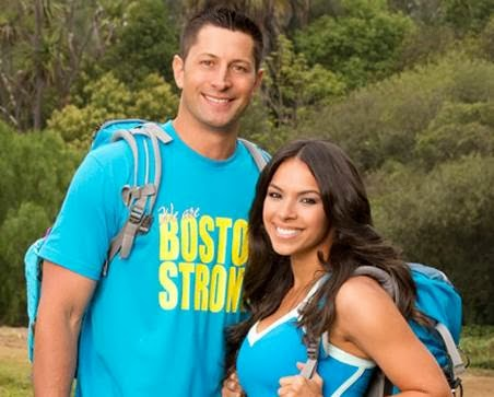 Jason and Amy win The Amazing Race, season 23