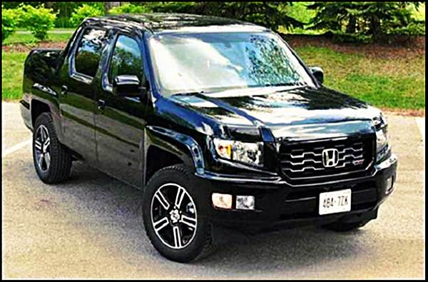 honda ridgeline mileage improvement autos post. Black Bedroom Furniture Sets. Home Design Ideas