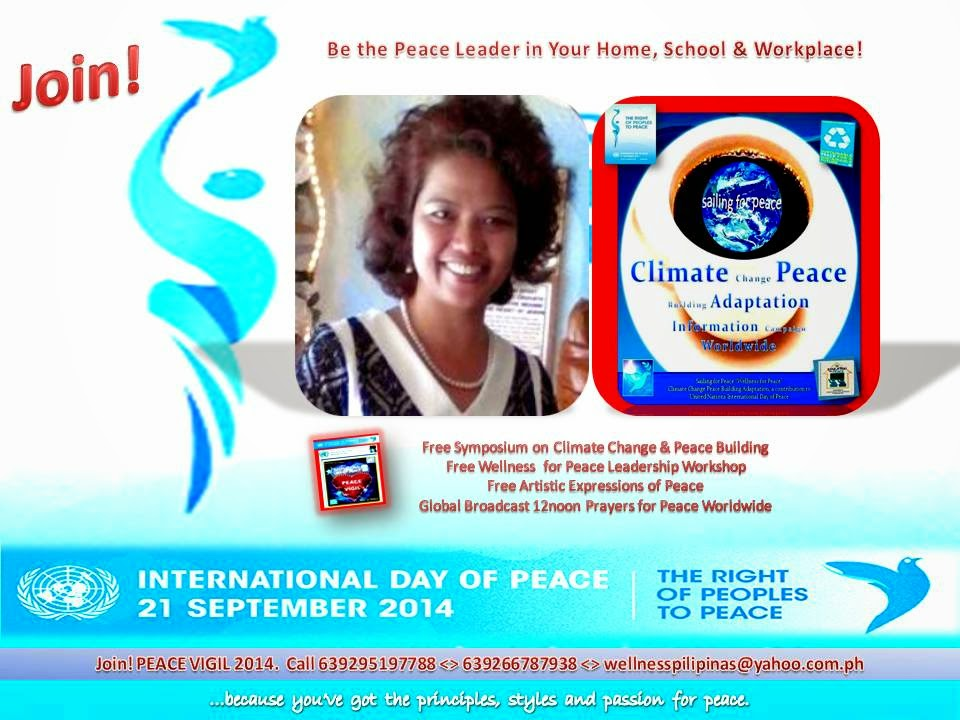 2014 International Day of Peace
