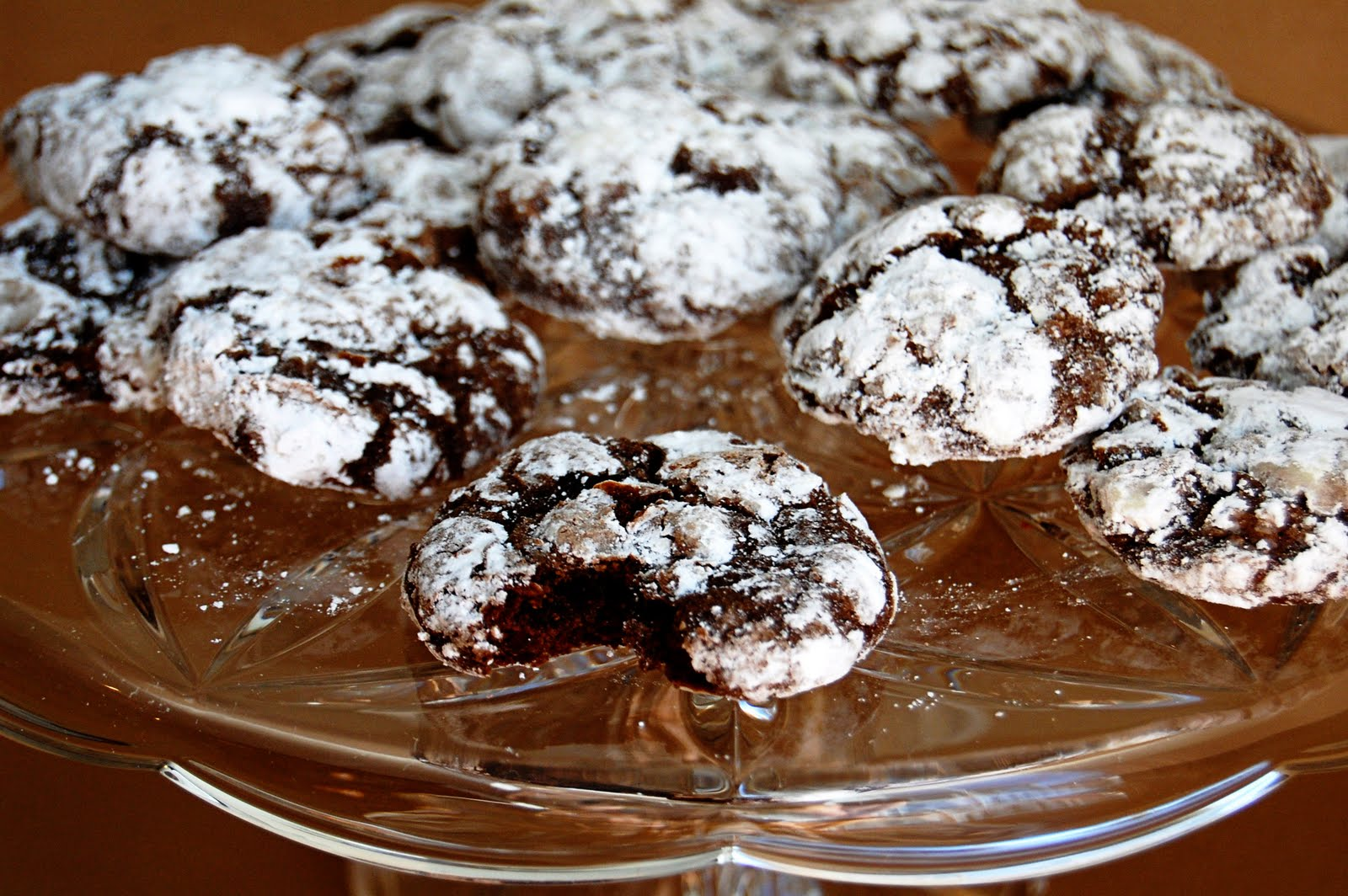 ... chocolate crinkle cookies chocolate crinkle cookies chocolate crinkle