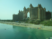 . you'll arrive at the Atlantis Dubai. Doesn't it look like the one in the . (img )