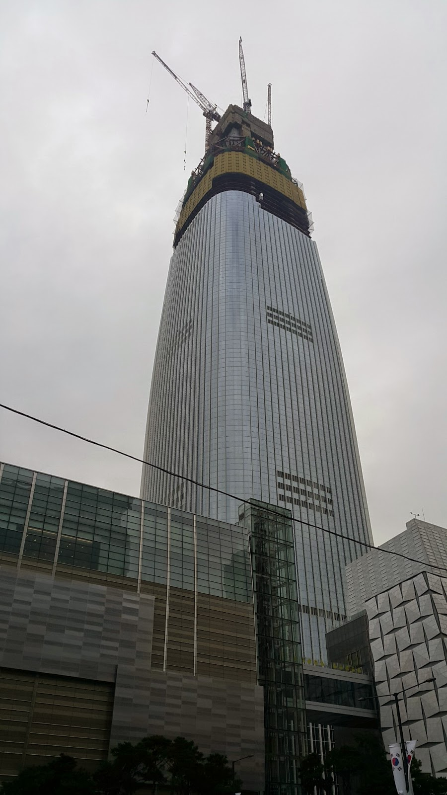 Tallest building in Seoul