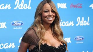 Mariah Carey lip syncing at the BET awards?
