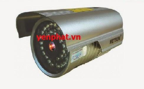 Lắp đặt camera METSUKI MODEL-6000HDIS