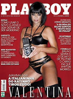 Playboy – Março 2012