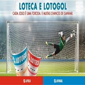 Programação Loteca 722 Lotogol 833 e 834