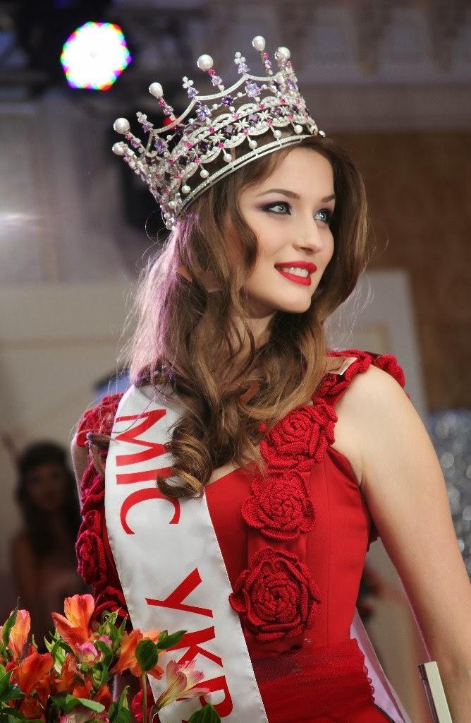 [Profiles] Anna Zayachkivska, Miss Ukraine World 2013