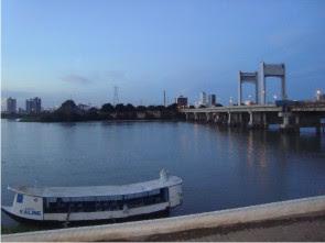 O Rio, a Ilha e a Ponte - Juazeiro Bahia