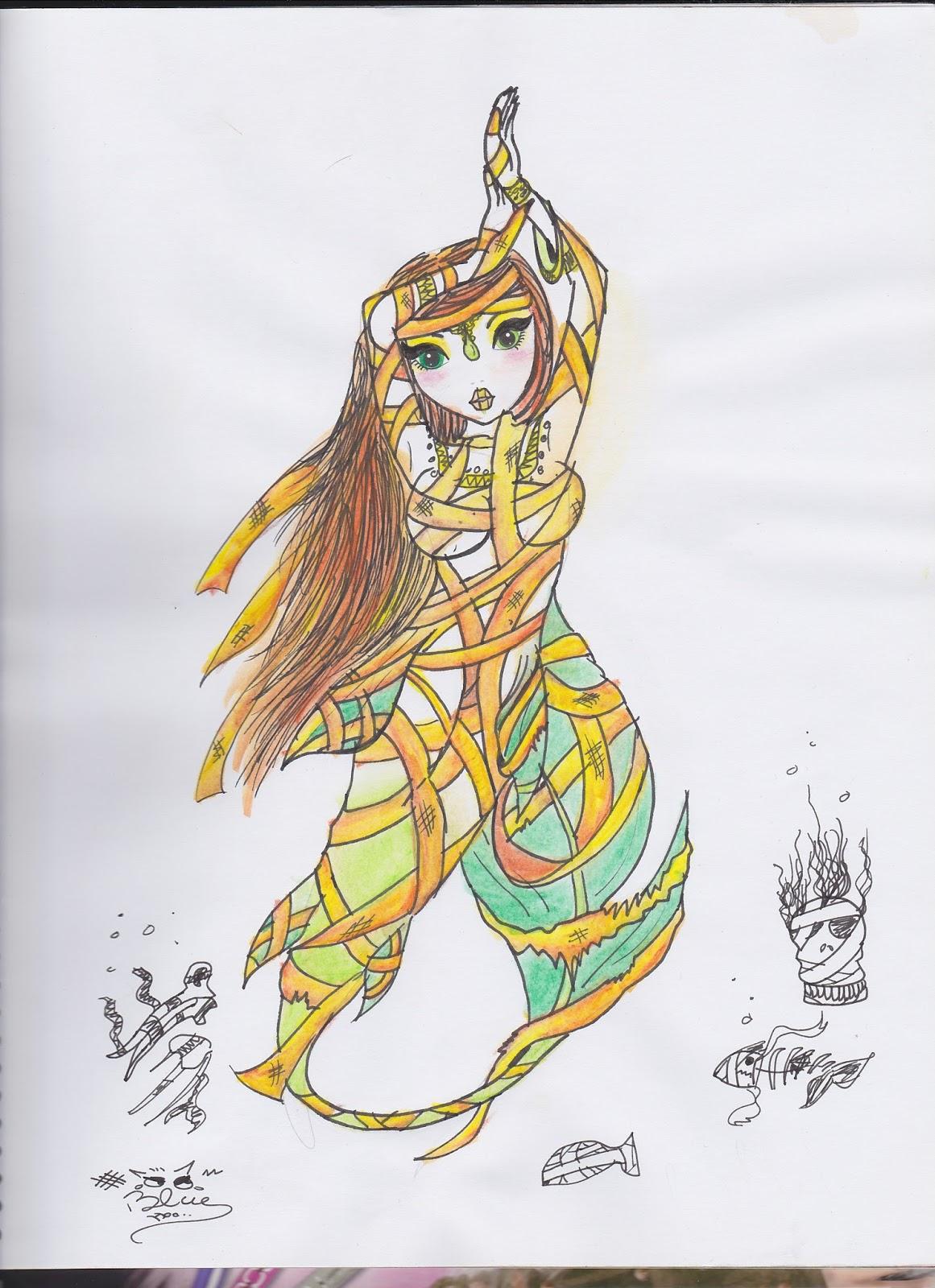 Le monde de fleufinette mes bd fantastiques dessins et - Photo de dessin top model ...