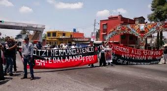 Reclaman justicia y verdad a nueve años de represión en Atenco