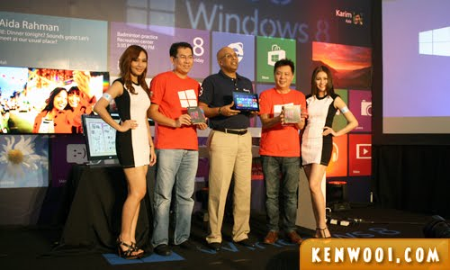 windows 8 event