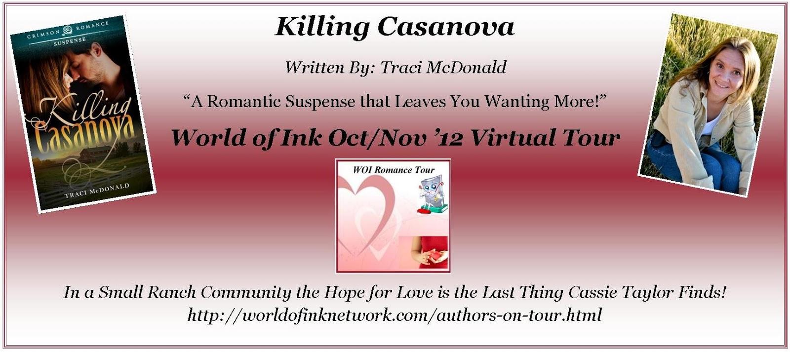 Casanova - Take My Heart