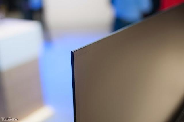 Giới thiệu Tivi Sony 4k mới: siêu mỏng2