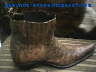 sepatu redwing kulit biawak
