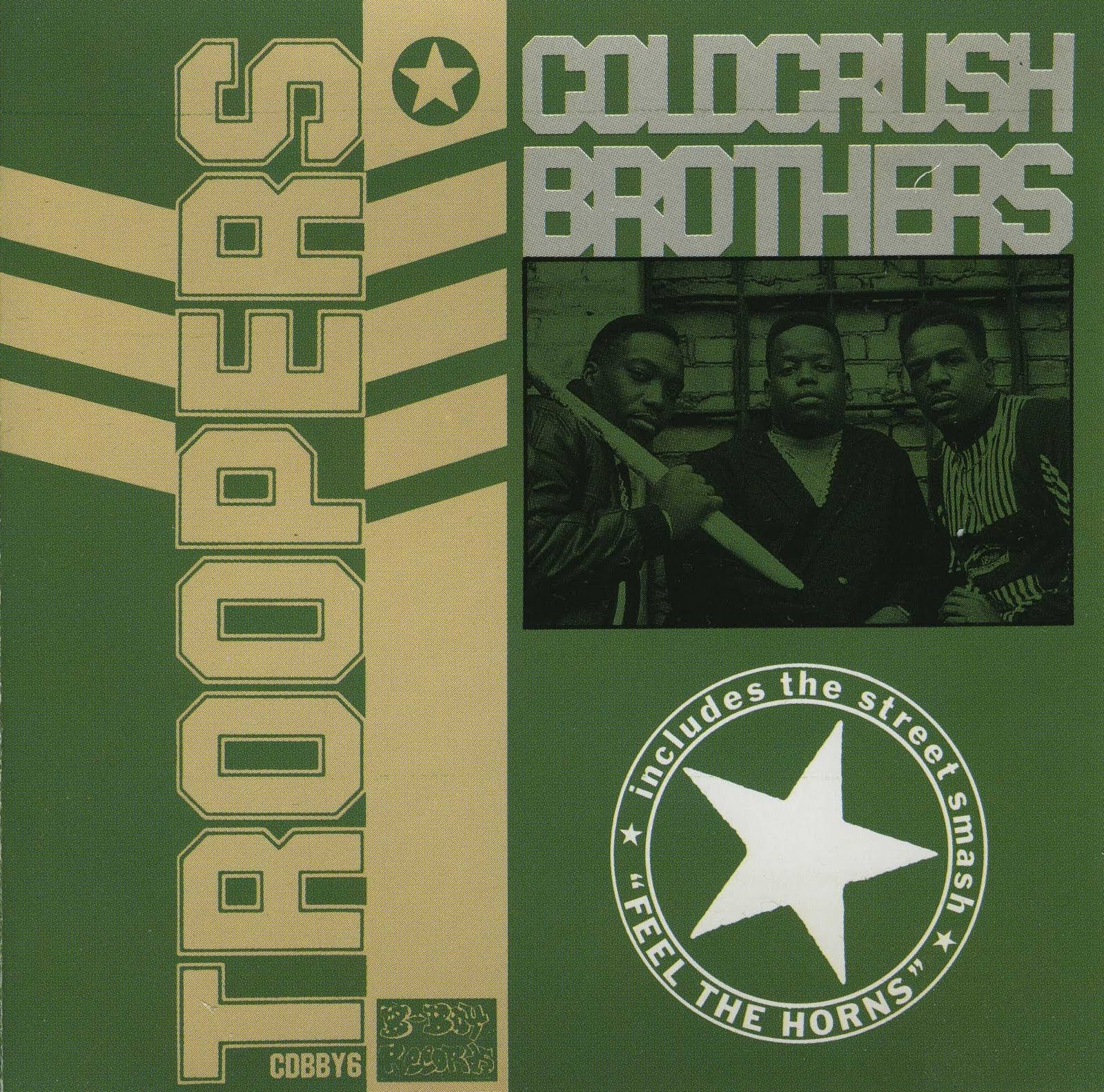 Cold Crush Brothers - 45 King Old School Remixes Vol. 1