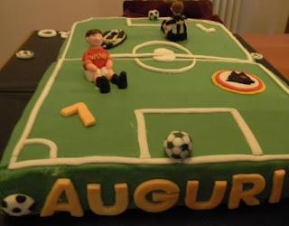 calcio cake