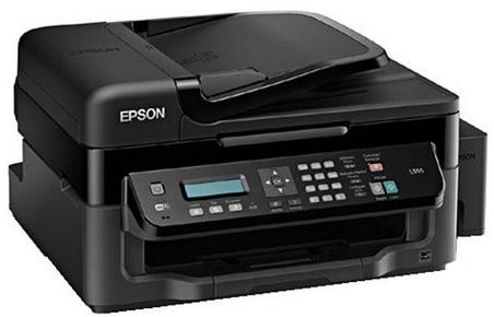 Printer Epson L555 Driver Download