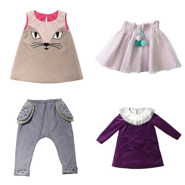 Moda Infantil Handmade: Costumini