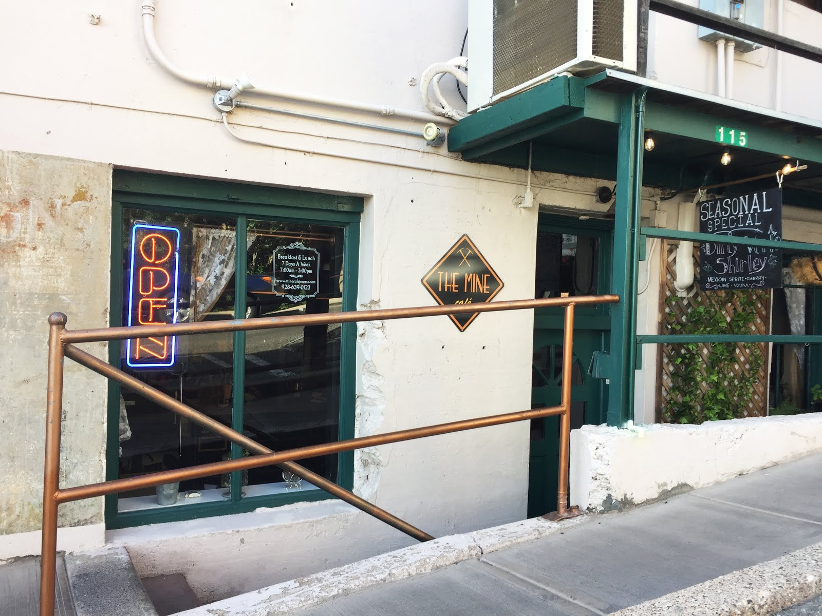 The Mine Cafe