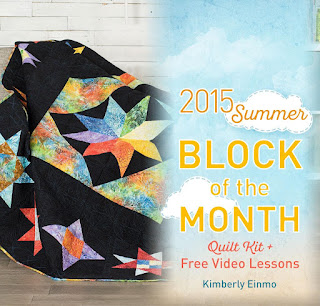 Free Video Lessons with Quilt Kit!