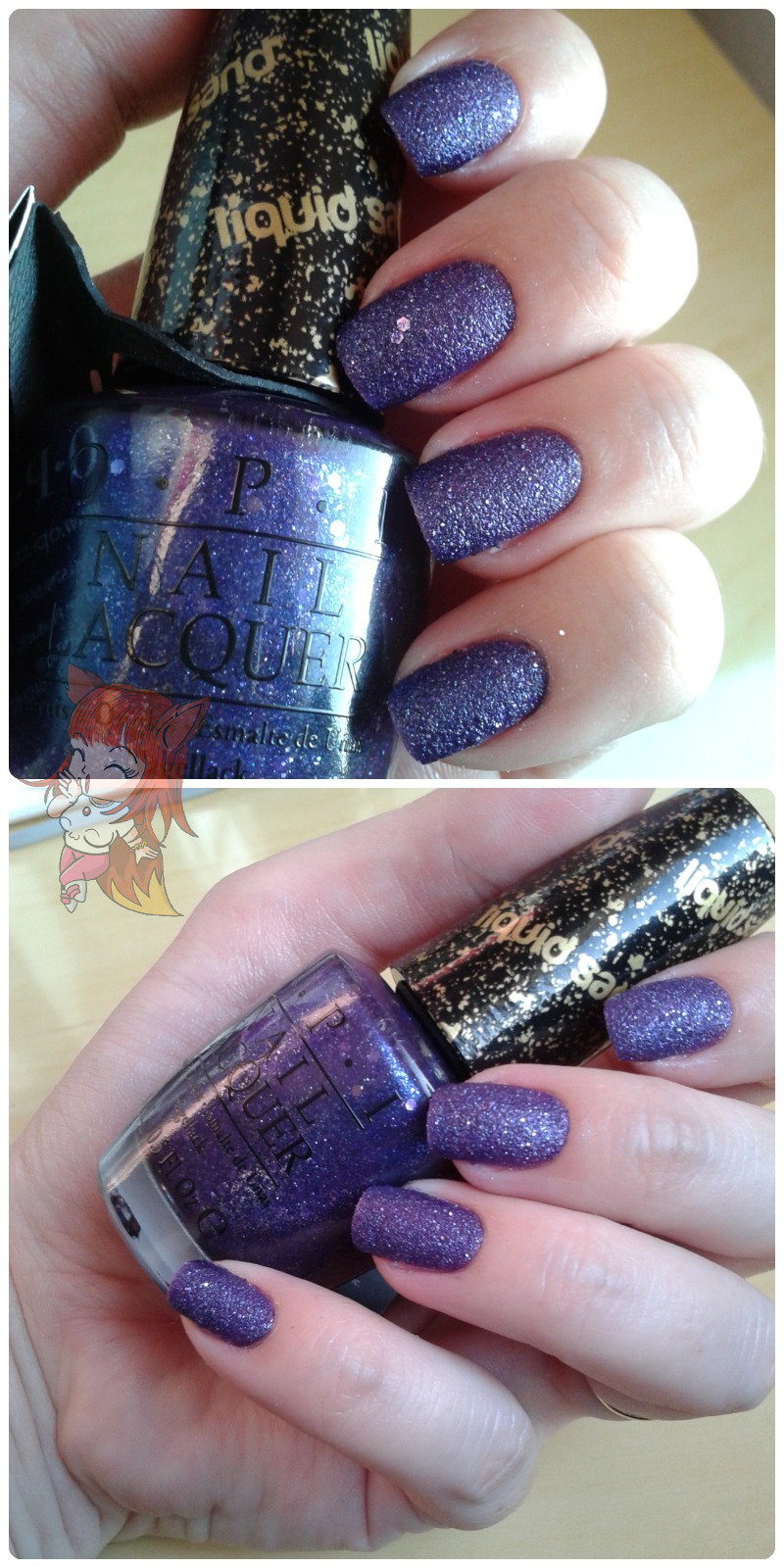 Esmalte OPI - Can't Let Go By Mariah Carey