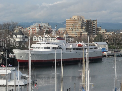 Black Ball Ferry Line, based in Port Angeles, WA, announced last week the ...