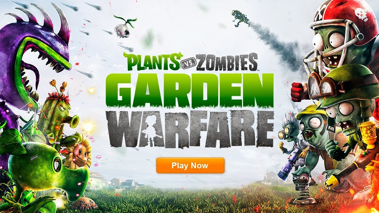 Download Plants Vs Zombies Garden Warfare Gratis