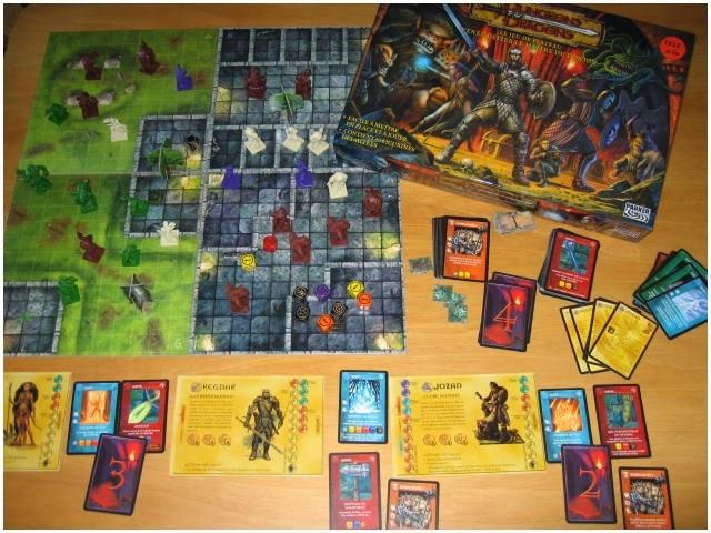 Dungeons dragons la aventura fantastica - Dungeon gioco da tavolo ...