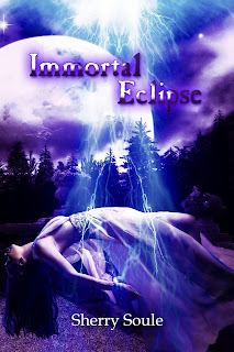Review: Immortal Eclipse by Sherry Soule